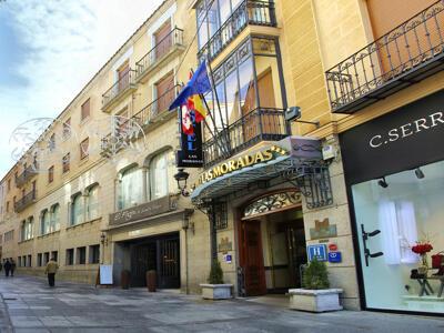 Foto del exterior de Hotel Las Moradas