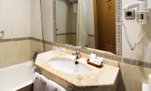 Foto del baño de Hotel Las Moradas