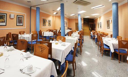 Foto de restauración de Hotel Las Moradas