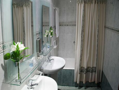 Foto del baño de Hotel Praderón