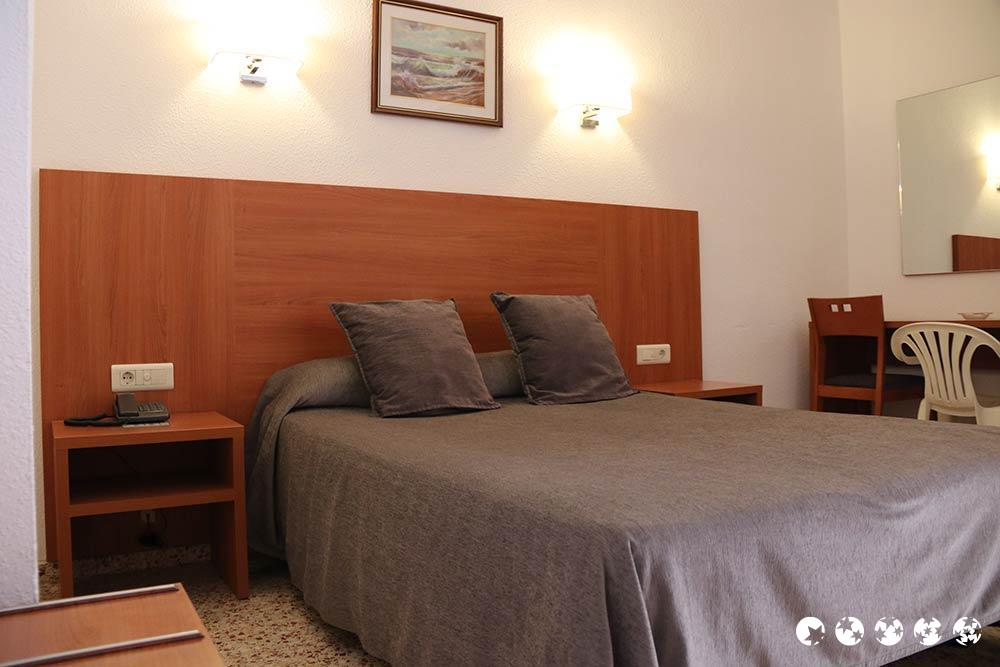 Hotel jard n oropesa del mar for Hotel jardin oropesa