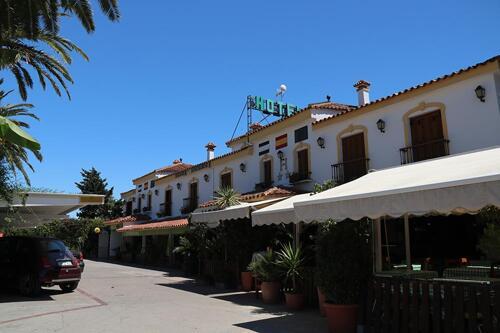 Foto del exterior de Hotel Antonio Conil