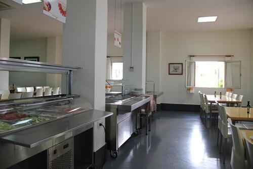 Restaurant - Albergue Inturjoven Marbella