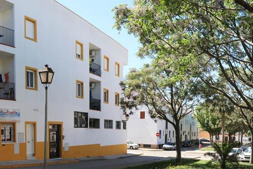 Foto del exterior de Apartamentos Conil Alquila