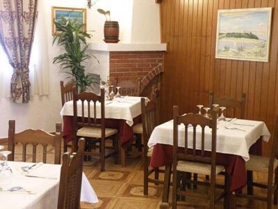 Foto area ristorante Hostal Las Acacias