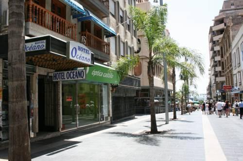 Foto general de Hotel Océano