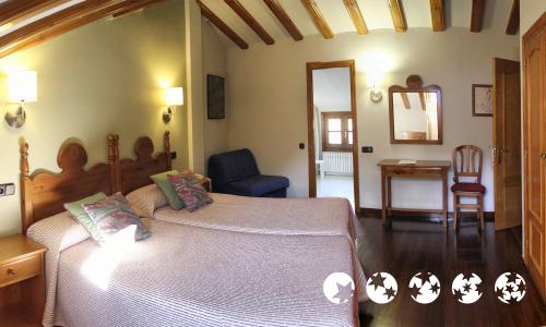 Chambre - Hotel Aragüells