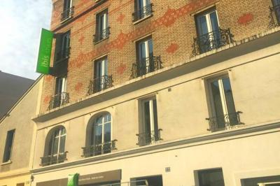 Foto del exterior de Ibis Styles Paris Place d'Italie - Butte Aux Cailles
