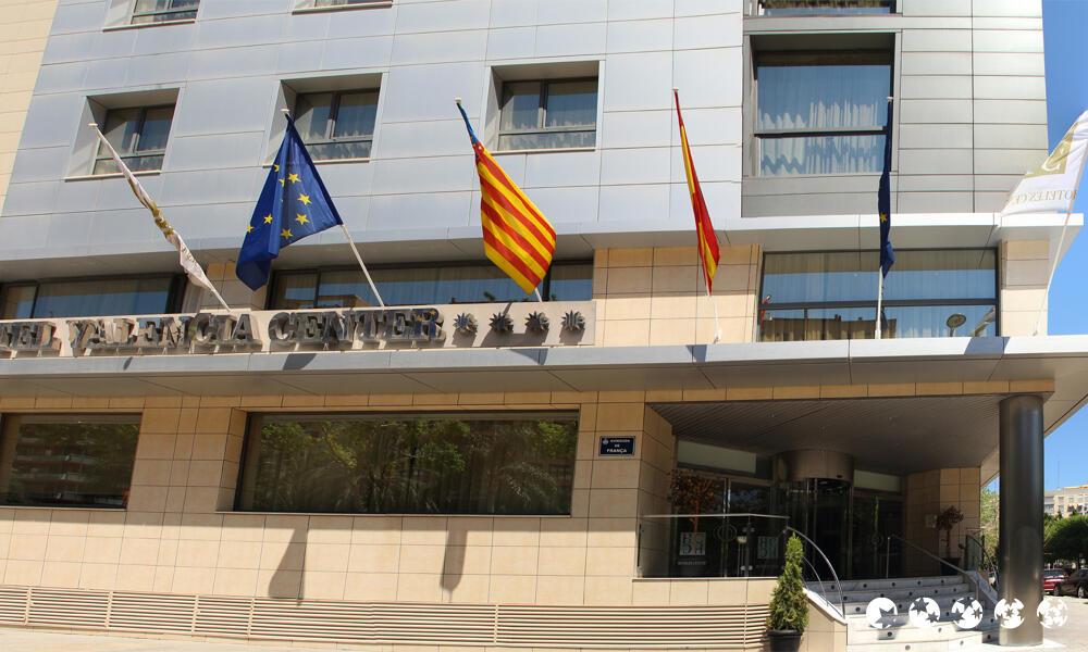 Hotel Valencia Center Avenida De Francia