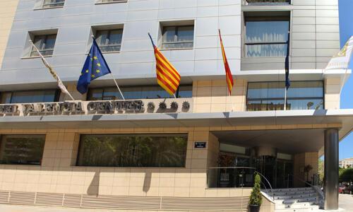 Foto do exterior - Hotel Valencia Center