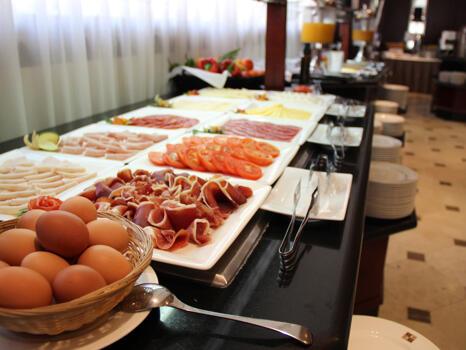 Foto do restaurante - Hotel Valencia Center