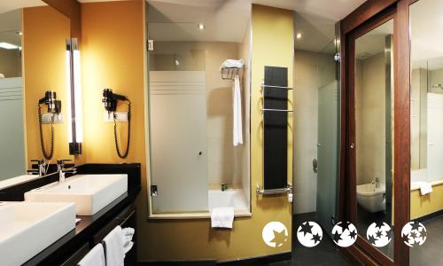 Foto del bagno SOMMOS Hotel Aneto