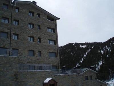 Foto degli esterni Apartamentos Mirador Bordes De Envalira