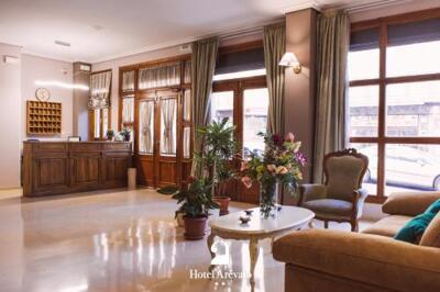 Foto de los servicios de Hotel Arevalo