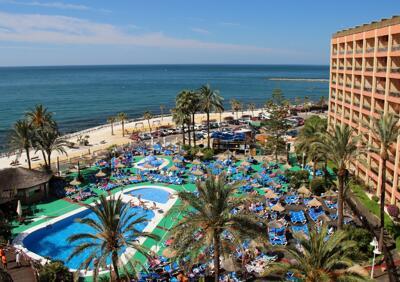 Foto de los servicios de Sunset Beach Club Hotel Apartments