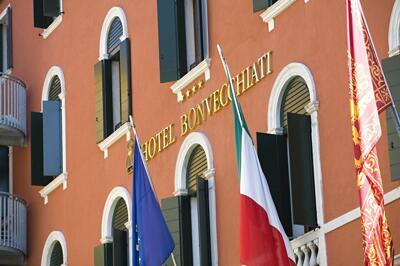 Außenansicht - Hotel Bonvecchiati