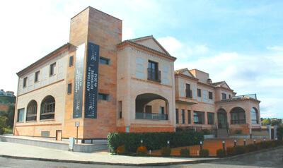 Foto del exterior de Hotel La Bastida