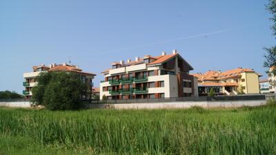 Foto del exterior de Apartamentos Albatros