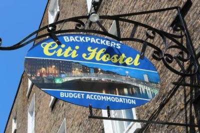 Exterior – Backpackers Citi Hostel