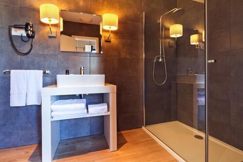 Foto del baño de Hotel Acta Madfor