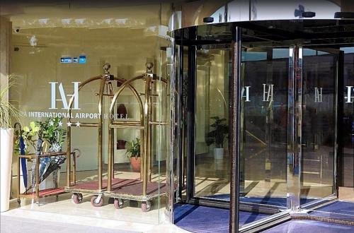 Exterior – Catania International Airport Hotel