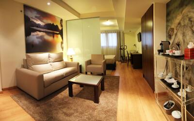 Foto de los servicios de Hotel Dome Madrid