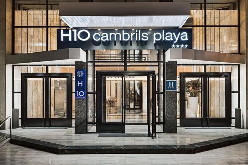 Außenansicht - H10 Cambrils Playa