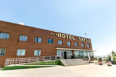 Exterior – Hotel Saylu