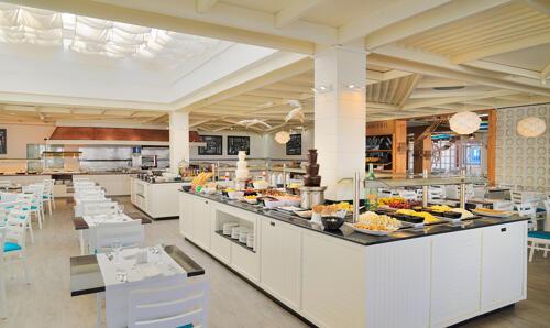 Restaurant - H10 Suites Lanzarote Gardens