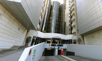Extérieur de l'hôtel - Hotel Alameda Plaza (ex Holiday Inn Valencia)