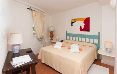 Foto de una habitación de Hotel Luci di la Muntagna