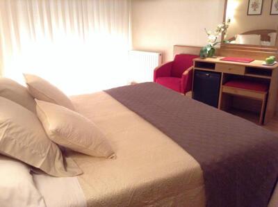 Foto de una habitación de Hotel Maruxia