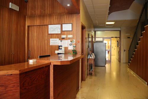 Öffentliche Bereiche - Hotel Adsubia