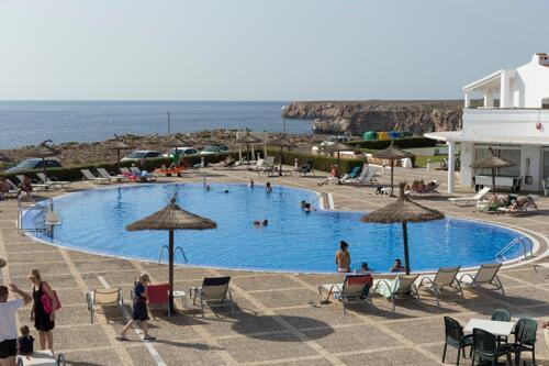 Foto area ristorante RVHotels Sea Club Menorca