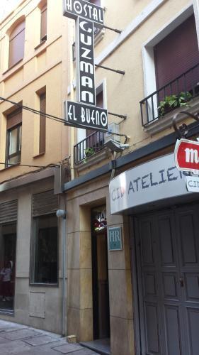 Foto del exterior de Hostal Guzmán El Bueno