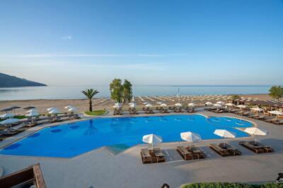 Ausstattung - Hotel Pilot Beach Resort