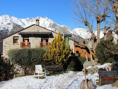 Foto degli esterni Casa Rural Casa Ferraz