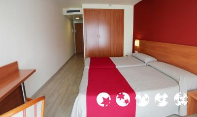 Chambre - Hotel Montemar Maritim