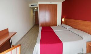 """Foto de una habitación de """"Hotel Montemar Maritim"""""""
