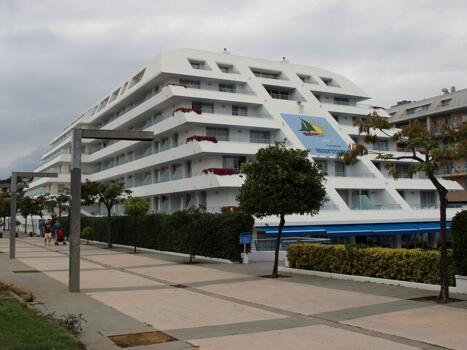 Foto del exterior de Hotel Montemar Maritim