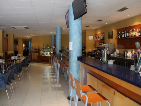 Foto area ristorante Hotel Montemar Maritim