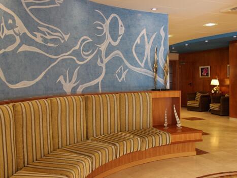 Foto de las zonas nobles de Hotel Montemar Maritim