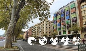 """Foto del exterior de """"Hotel Hesperia Bilbao"""""""