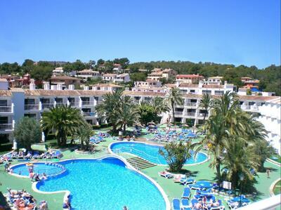 Extérieur de l'hôtel - Aparthotel Playas Ca's Saboners