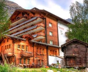 "Foto del exterior de ""Sunstar Style Hotel Zermatt"""