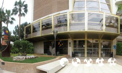 Foto del exterior de Golden Port Salou & Spa