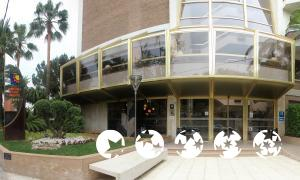 "Foto del exterior de ""Hotel Golden Port Salou & Spa"""