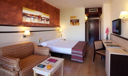 Foto de una habitación de Golden Port Salou & Spa