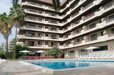 Foto del exterior de Apartamentos Cye Salou