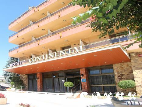 Foto del exterior de Hotel Continental Tossa